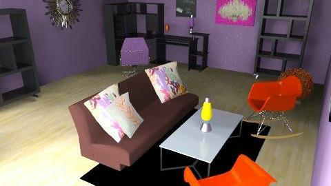 My Glam Office - Modern - Office  - by ZoeZam