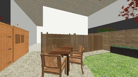 garden privacy - by paulgranby