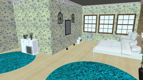 hotel suite - Classic - Garden  - by lisyy