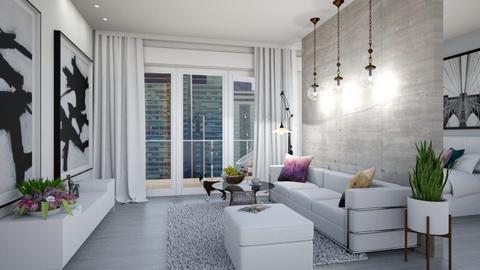 devel - Living room  - by ewcia3666