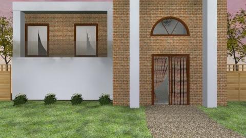 House 2 - Modern - Garden  - by HGranger2