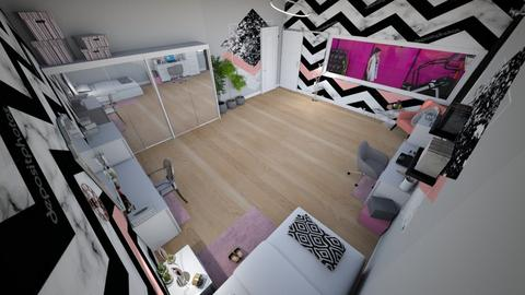 family home 189 - Modern - Bedroom - by Stavroula Chatzina