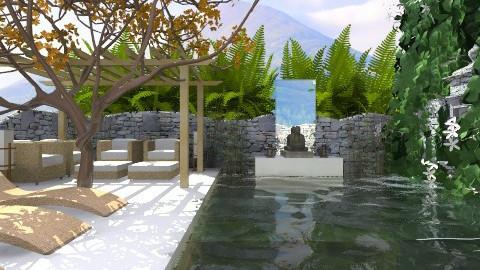 Oriental Garden - Garden  - by wagner herbst padilha