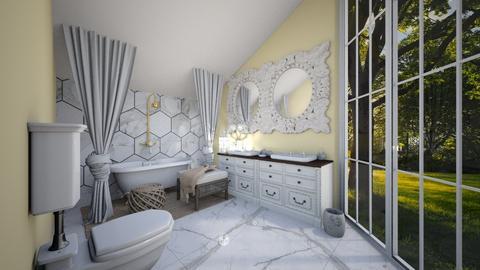 Shabby Chique Bathroom - by Feeny