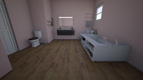 CUZZO BATHROOM - Bathroom  - by WHATEVER LOL