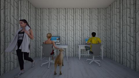cute room - Classic - Office  - by Sophia2011