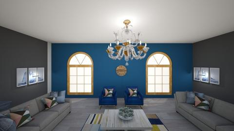 Kayley Bivens Room - Modern - Living room  - by Kalizzy15
