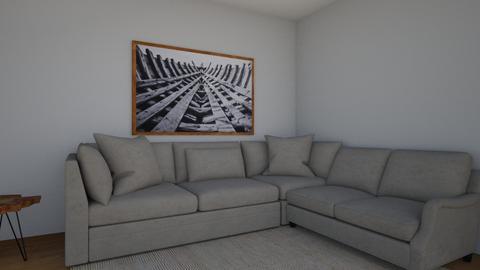 PlAiN - Modern - Living room  - by 29catsRcool