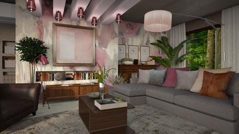 Floor Lamps - by ZsuzsannaCs