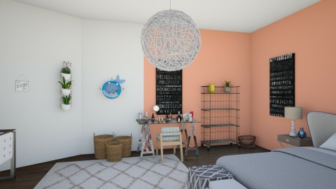 Kids Rooms - Modern - Kids room  - by love Tully love