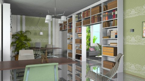 Verdure t - Modern - Office  - by WSandP