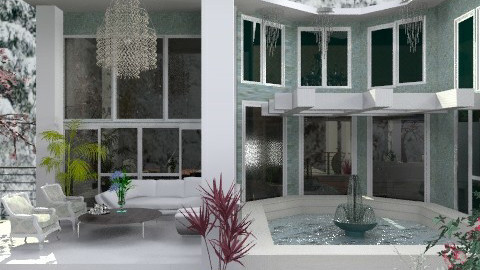 Winter House. View 2 - Modern - by Your well wisher