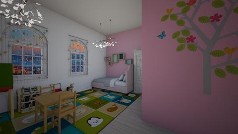 Bodlak - Kids room  - by bodlak