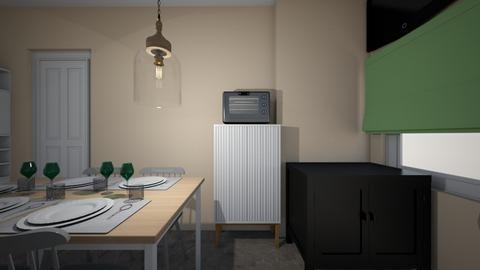 kitchen 3 - Kitchen - by ConiV
