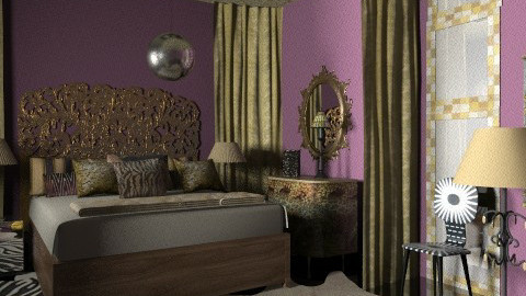 star live - Glamour - Bedroom  - by chania