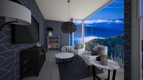 Modern Living room - Living room  - by SydTheKid4