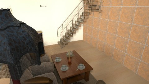 Livingcant2 - Rustic - Living room - by Samdeco77