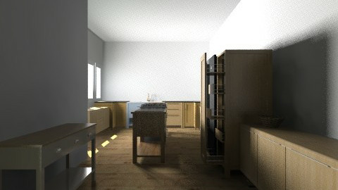 BSD Rienne - Country - Kitchen  - by lilis