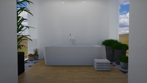 Luxury bath - Bathroom  - by Thrud45