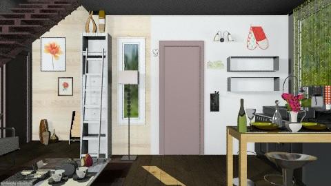 moit - Living room  - by annabeth