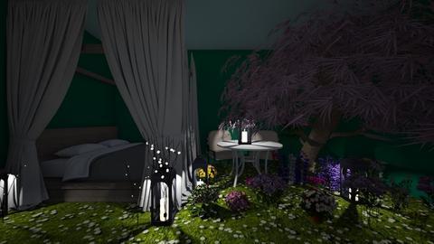 Fairy garden room - by Chardesigner