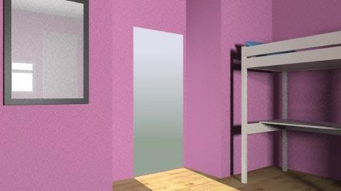 genevieve - Retro - Bedroom  - by genevievewho