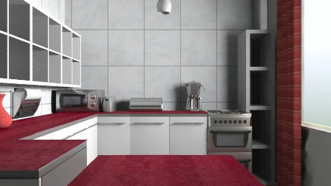 My Real Kitchen - Classic - Kitchen  - by idna
