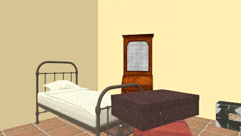 shabby chic - Vintage - Bedroom - by PeculiarChild