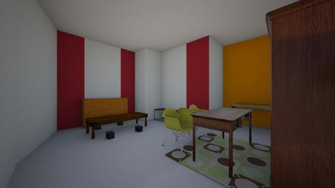 Second Room - Classic - Office  - by Green Spruce Designs