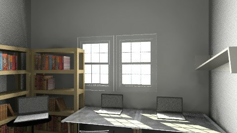 Creative Production Room - Classic - Office  - by pembaca73