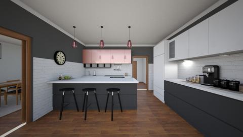 050620 IV - Kitchen  - by AleksandraZaworska98