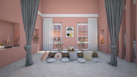 i n s i d e_p i c n i c - Modern - Dining room  - by Marlisa Jansen