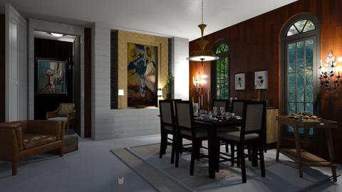 henri matisse paintings - Classic - Dining room  - by Sue Bonstra