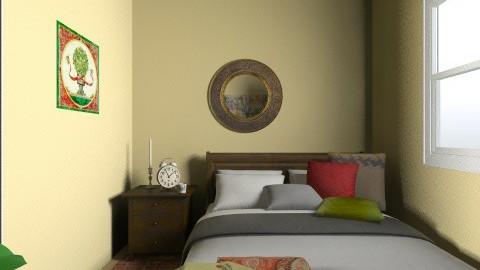 Transylvania 2 - Country - Bedroom  - by Sali15