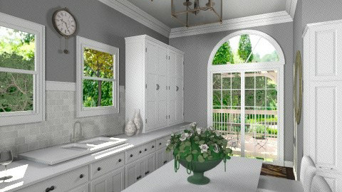 Classic Kitchen - Classic - Kitchen - by Baustin