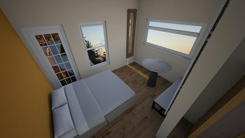 eman bedroom3 - Modern - Bedroom  - by Alwel