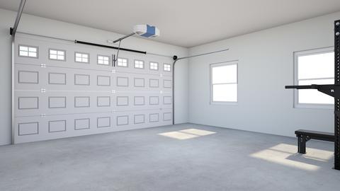 2 Car Garage Template - by rogue_8fadad8f28866092ef212381a7ca6