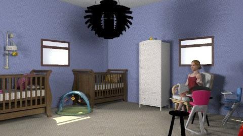 awwwwww - Classic - Kids room  - by 89dudes