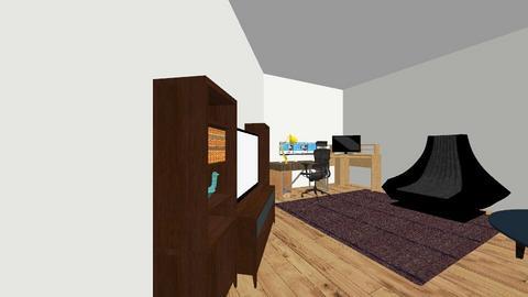 Dream room interior - Living room  - by Harb3e