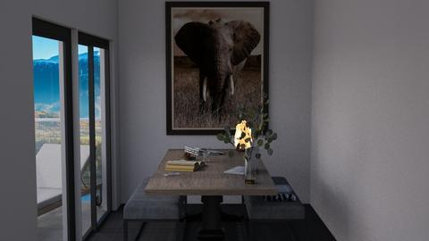 Lana - Dining room  - by Noa Jones