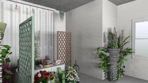 flowers shop - Classic - Garden  - by angg7