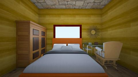 The Vintage Bedroom  - Vintage - Bedroom  - by GABRIELLE HEMME