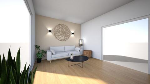 Living kapelstraat - Living room - by Louisevandenbergh
