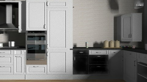 Cucina 1 - Eclectic - Kitchen  - by Tulipano