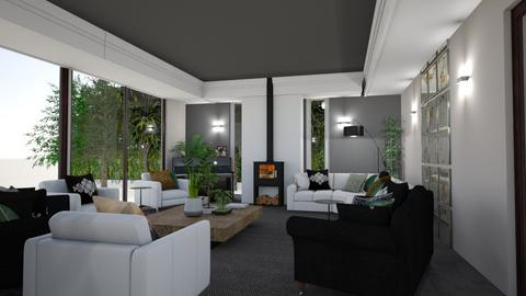 NF 2020 - Living room  - by Misty Moon