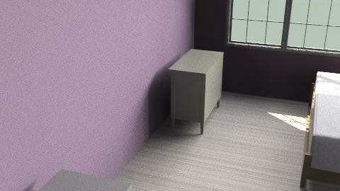 My Room - Retro - Bedroom  - by maaddipearr