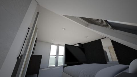 Loft Extension option 2 - Bedroom  - by Alice2021