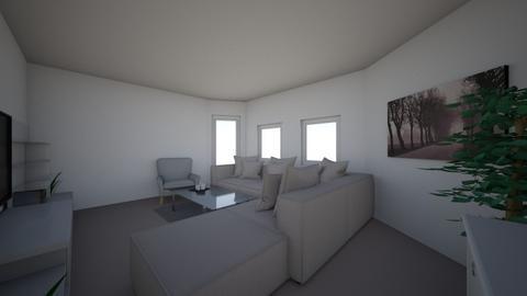 dnevni - Modern - Living room - by vorda144