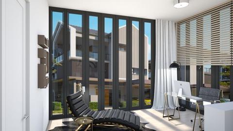 DeanB - Modern - Bedroom  - by Genevive_C907