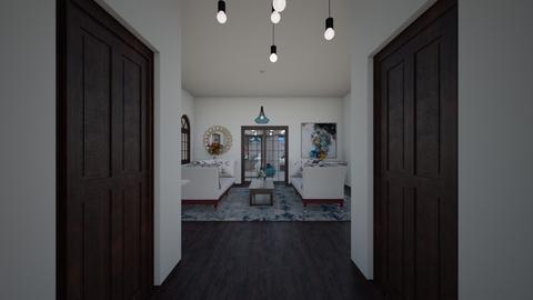 small living room1 - Living room  - by lovasemoke